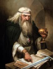 ✔ ПЕРЕВОД ВЕЛЕСОВОЙ КНИГИ. Дощечки 27 (491)