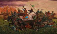 ✔ РАССЕНИЯ, МОНГОЛИЯ, ХОРЕЗМ И КИЕВСКО-ПОЛОВЕЦКАЯ РУСЬ