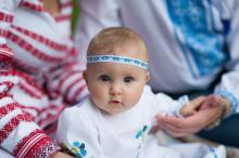 Рождение и воспитание детей у Славянъ.