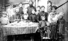 Славянские традиции в воспитании детей