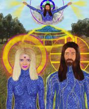 Святые космоса. Инопланетяне - ангелы и Боги.