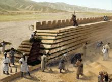 В Монголии обнаружена секция Великой Китайской стены